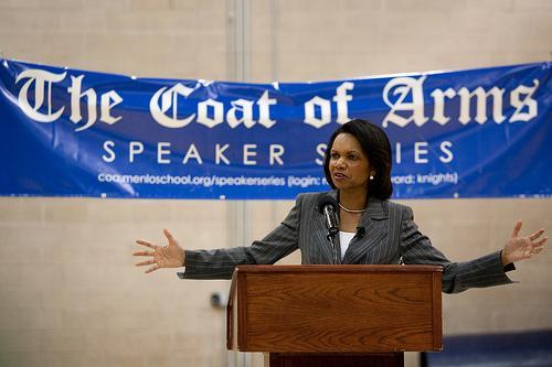 Condoledez a sasdf Rice