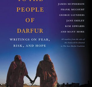 Dedicated to the People of Darfur: The Menlo edition