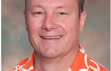 Random Teacher Profile: David Spence