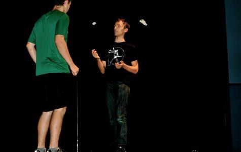 Menlo's opening act: Improvalot