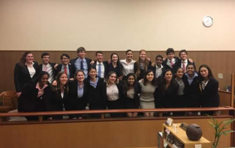 Menlo Mock Trial makes preparations for state competition