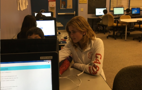 Local startup company, Code Circle, inspires students