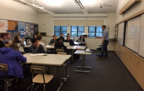 AP U.S. History classes applying Harvard Business School's case study method