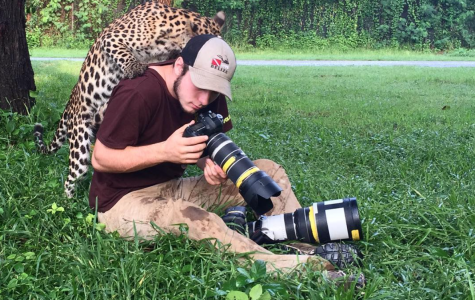 Gap Year Chronicles: Hunter Listwin works with big cats around the world