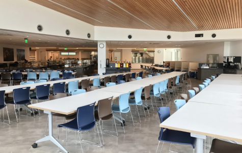 New cafeteria widely praised although long lines still a concern