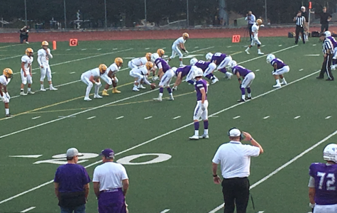 Consistent team effort powers football to 28-7 victory over Piedmont