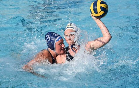 Girls waterpolo opens up PAL tourney with win over M-A