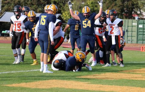Menlo coasts to homecoming win, looks ahead to tough competition