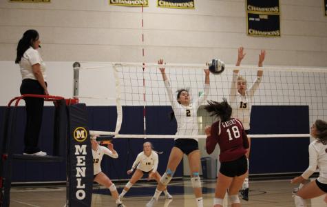 Volleyball defeats Mercy-Burlingame, Harker handily