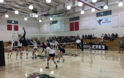 Girls volleyball defeats Sacred Heart in thriller