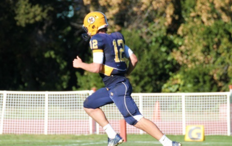 Former Menlo QB Heneghan shines on football field, in classroom at Dartmouth