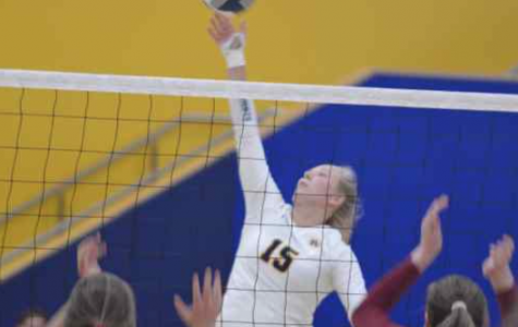 Volleyball defeats SHC to advance to second round of CCS Open