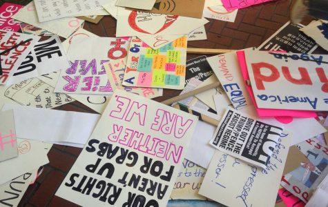 Video: Menlo students discuss women's march
