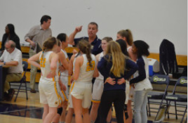 Lady Knights win thriller over Oakland HS