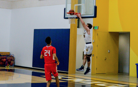 Boys basketball beats Harker for second time
