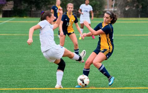 Girls soccer dismantles Priory
