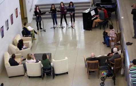Students perform for Menlo's Got Talent