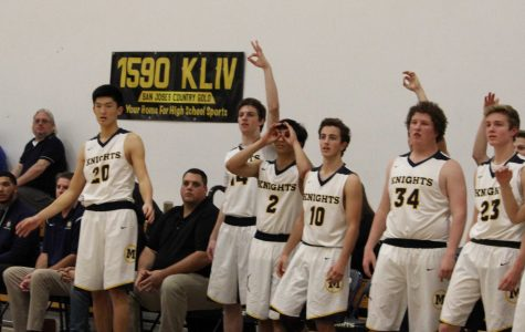 Basketball stuns Clayton Valley Charter in first round