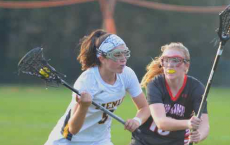 Girls lacrosse throttles Castilleja 18-8
