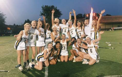 Girls lacrosse defeats SHP in league championship