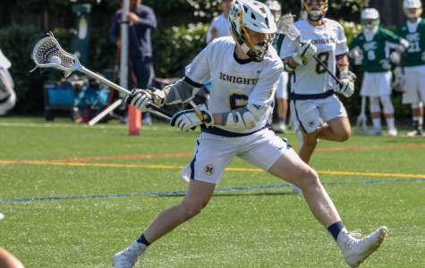 Lacrosse falls to powerhouse Saint Ignatius on Senior Day
