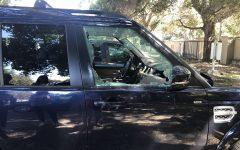 Student Car Broken Into on Campus