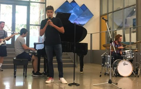 Menlo's Got Talent Holds First Showcase