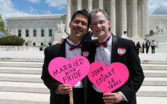 Gaffney discusses the HIV/AIDS epidemic, marriage inequality