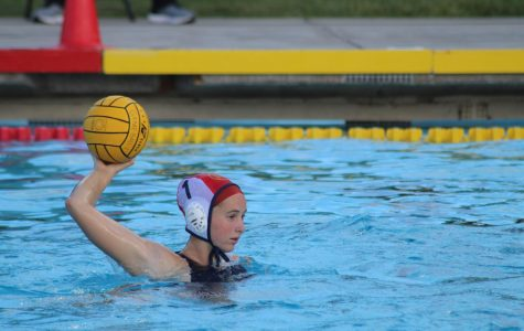 Girls Water Polo Wins CCS