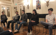 Conservative Student Panel Discusses Diversity of Thought at Menlo