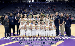 Varsity Girls Basketball Wins Fourth-Ever State Championship