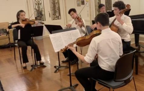 Video: Menlo's 24th Annual Classical Recital