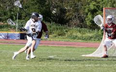Boys Lacrosse Falls to Rival SHP