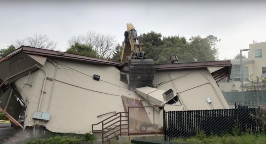 Video: Dance Studio Demolition