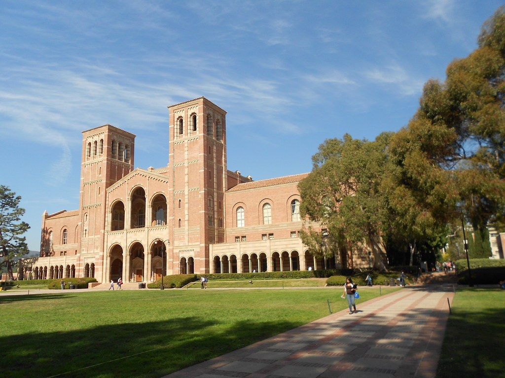 UCLA Powell Library. Creative Commons Photo: Ithmus on Flickr.