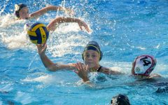 Girls Water Polo Loses to Rival SHP at Home