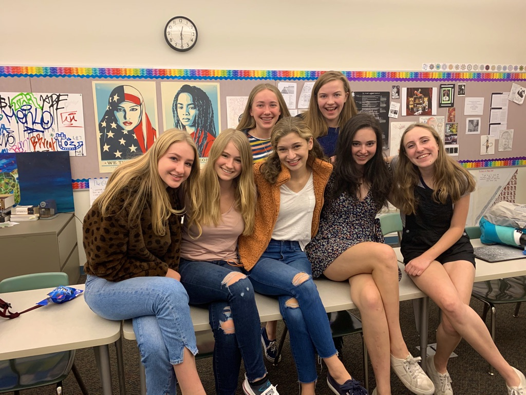 Gender Equality in Politics Club explores the role of gender in modern politics. Photo Courtesy of Libby Eggemier.