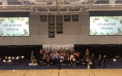 Video: Annual Holiday Assembly Gathers Middle and Upper Schools, Showcases Art Departments