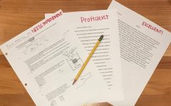 Evaluating the New Grading System in the Middle School: Why Students Should Receive Letter Grades
