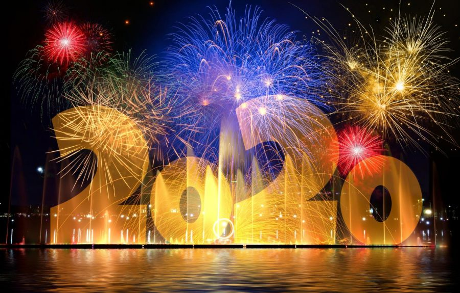 Many+celebrate+the+turn+of+the+decade+along+with+the+start+of+a+new+year+on+Jan.+1.+Creative+Commons+photo%3A+geralt+on+pixabay.