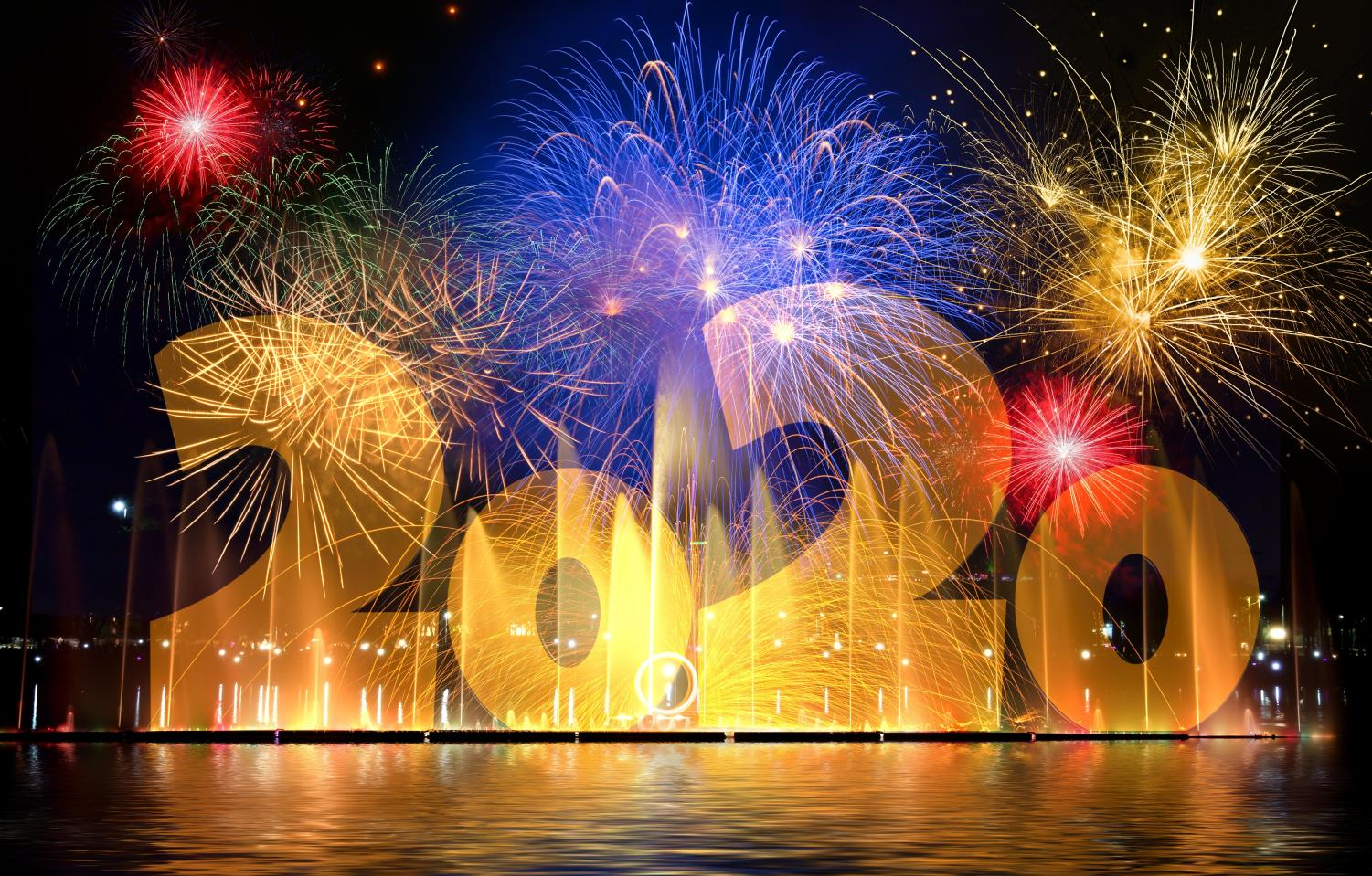 Many celebrate the turn of the decade along with the start of a new year on Jan. 1. Creative Commons photo: geralt on pixabay.