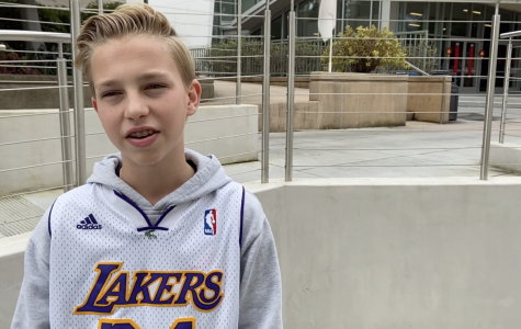 To freshman Dylan Gold, Kobe Bryant's death taught him to