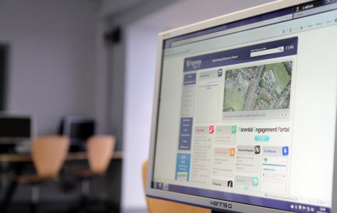 The Kingsway School's online system. Creative Commons photo: The Kingsway School on Flickr.
