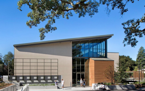 The Creative Arts and Design Center finished construction in 2012 and was designed to contain solar panels. Photo Courtesy of Climate Coalition.