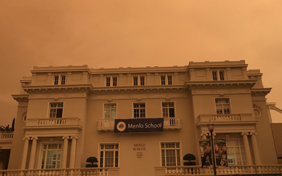 Among this week's major news stories: An orange haze settled over many areas in California as a result of perilous, record-setting wildfires. Oregon and Washington have also experienced fires and hazardous air quality. Photo courtesy of Bridgett Longust.