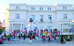 Menlo's Holiday Video: Behind the Scenes