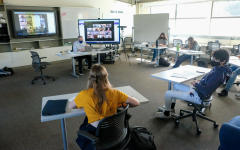 Students and Teachers Have Messages for One Another During Distance Learning
