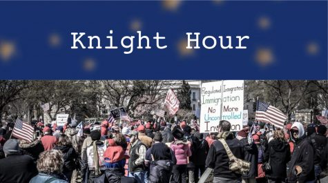 Knight Hour is a weekly broadcast by The Coat of Arms covering Menlo news and announcements. This week, hosts Valentina Ross and Lauren Lawson are featuring CoA stories about the recent riots at the U.S. Capitol building, Kamala Harris