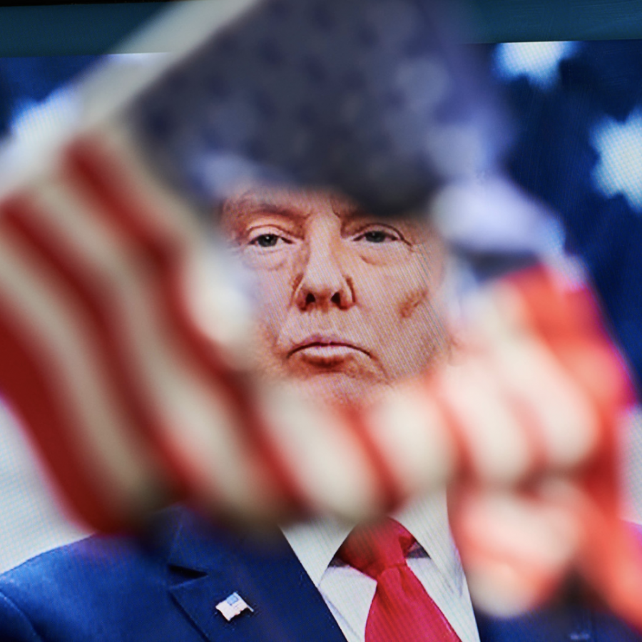 Among this week's major news stories: On Wednesday, Jan. 13, President Donald Trump was impeached a second time. Only two other presidents in U.S. history have been impeached, and Trump is the only president ever to be impeached twice. Creative Commons photo: Marco Verch on Flickr.
