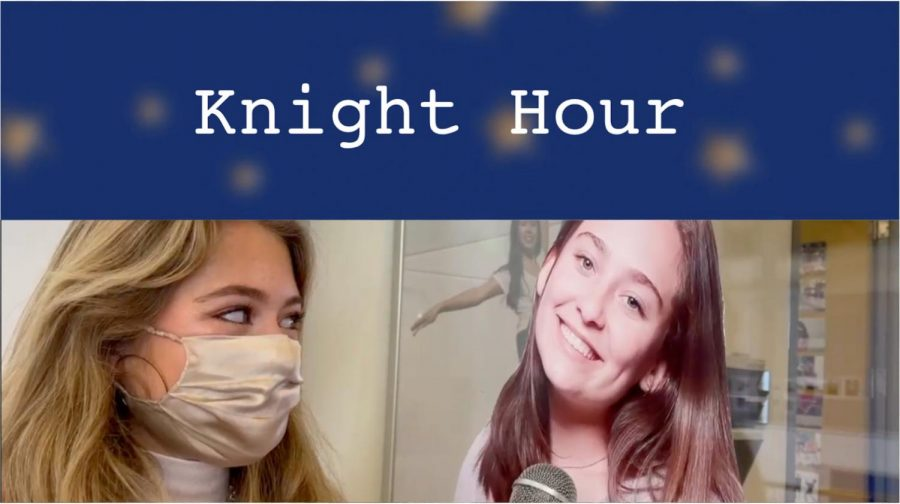 Knight Hour is a weekly broadcast by The Coat of Arms covering Menlo news and announcements. This week, hosts Lauren Lawson and Valentina Ross are featuring CoA stories about senior citizens during the pandemic, the Jan. 6 riot at the U.S. Capitol and the Menlo yearbook in 2021.